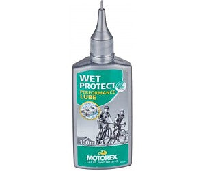 Motorex, Tool, MOTOREX WET PROTECT LUBE 100ml - Cycle Robert Boutique Magasin Vélo LaSalle Montréal Fitting bike Trek bicycles