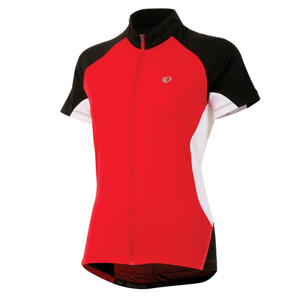 Pearl Izumi, f maillot, Pearl Izumi Symphony Jersey Women's - Cycle Robert Boutique Magasin Vélo LaSalle Montréal Fitting bike Trek bicycles