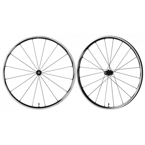 Shimano, Wheel, Shimano RS61 TL Set - Cycle Robert Boutique Magasin Vélo LaSalle Montréal Fitting bike Trek bicycles