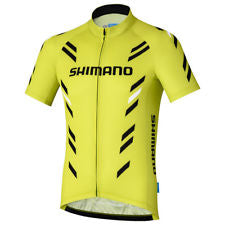 Shimano, h maillot, Shimano Print Short Sleeve Jersey - Cycle Robert Boutique Magasin Vélo LaSalle Montréal Fitting bike Trek bicycles
