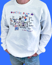Load image into Gallery viewer, Kevin's Battle Plan - Unisex Sweatshirt