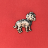 Seymour - Enamel Pin - Midnight Dogs