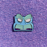 Air Conditioner - Enamel Pin - Midnight Dogs