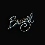 Brazil - Enamel Pin - Midnight Dogs