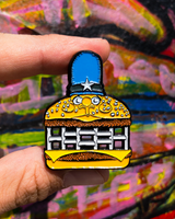 Officer Big Mac (Blind Bagged) - Enamel Pins - Midnight Dogs