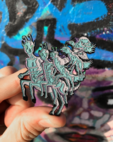 Animorphs - Enamel Pin