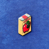 Red Apple Cigarettes - Enamel Pin