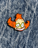 Didi Pickles - Enamel Pin - Midnight Dogs