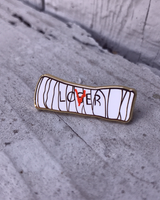IT - Enamel Pin