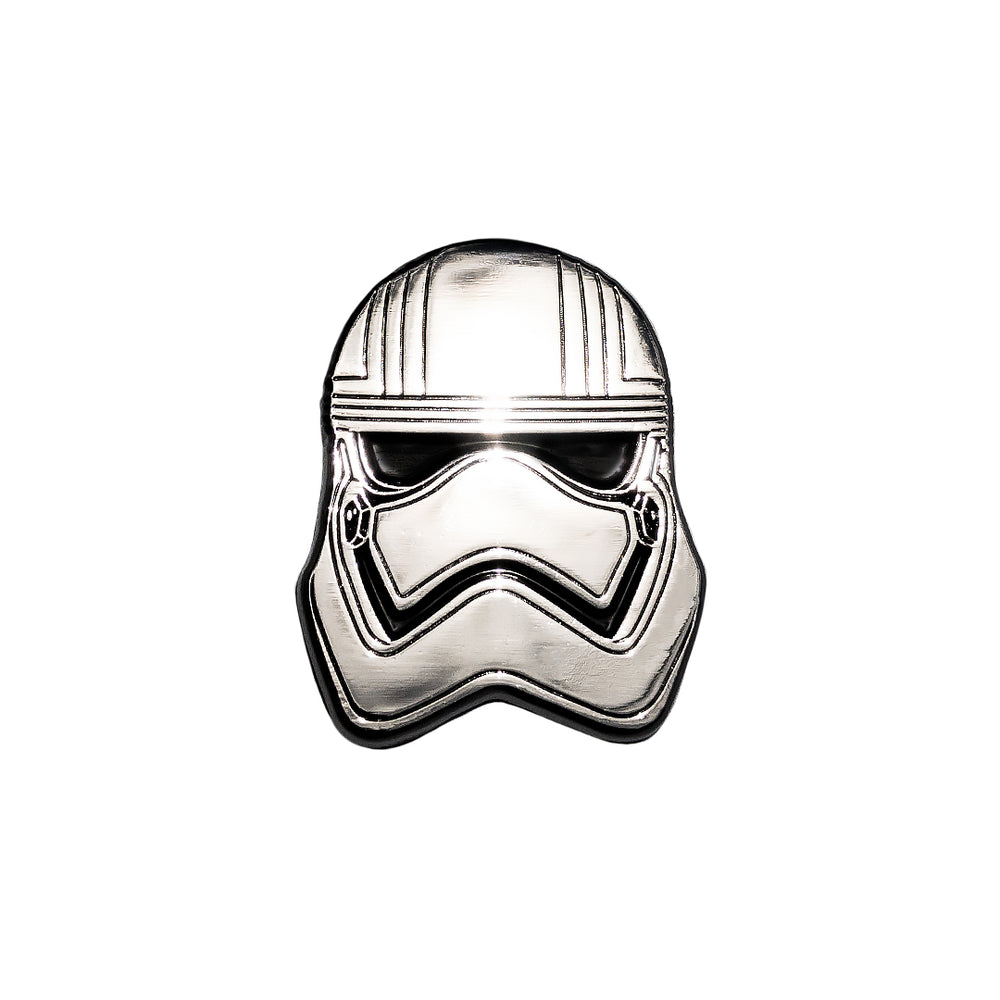 Captain Phasma - Enamel Pin - Midnight Dogs