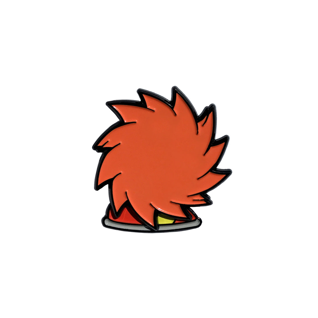 Knuckles - Enamel Pin - Midnight Dogs