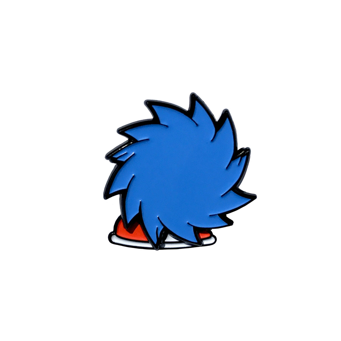 Sonic - Enamel Pin - Midnight Dogs