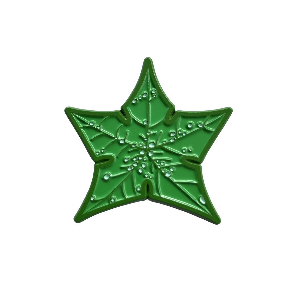 Tree Star - Enamel Pin - Midnight Dogs
