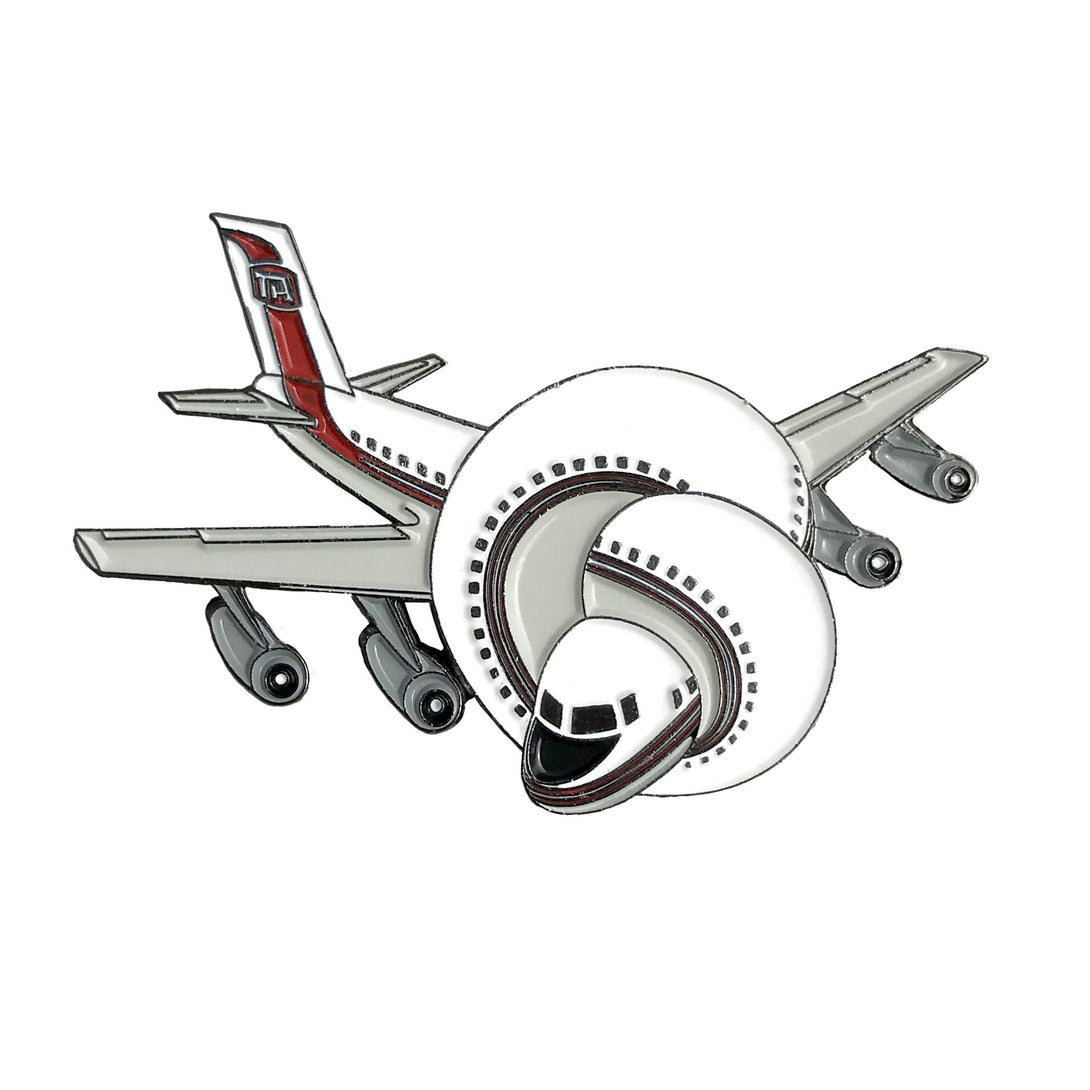Airplane! - Enamel Pin