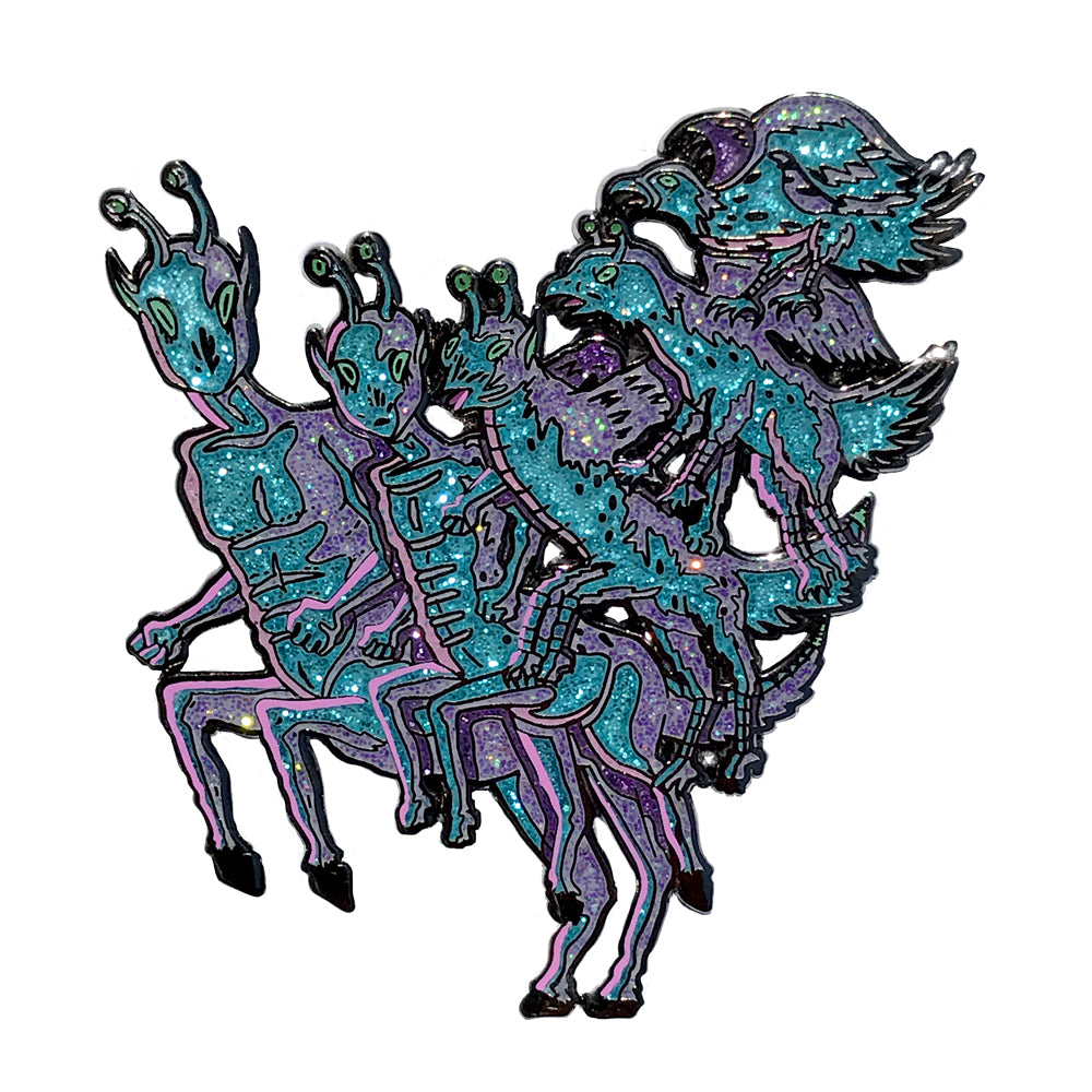 Animorphs (Variant) - Enamel Pin - Midnight Dogs