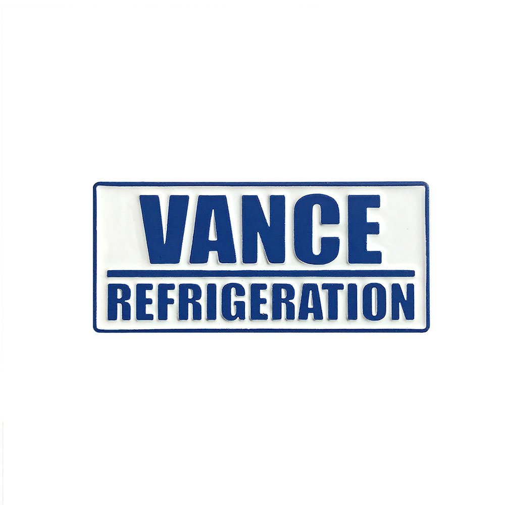 Vance Refrigeration - Enamel Pin - Midnight Dogs