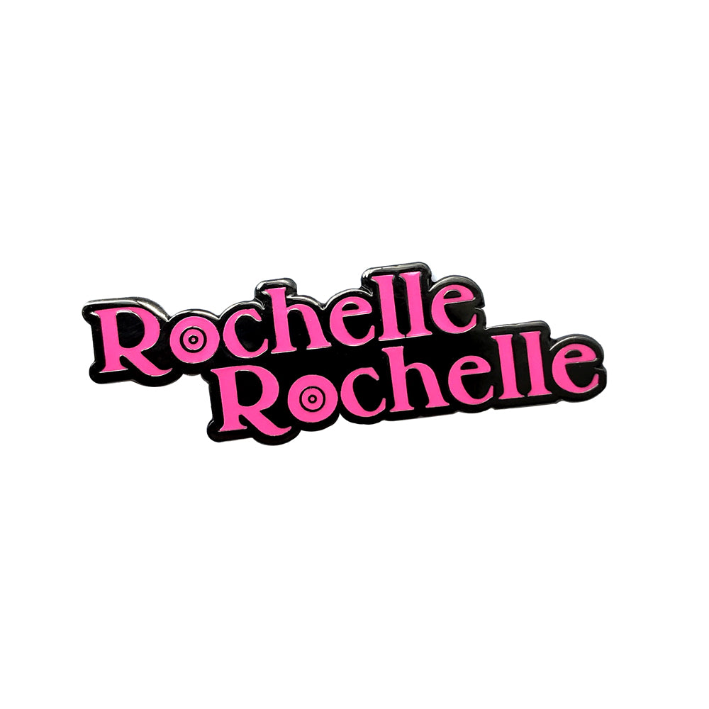 Rochelle Rochelle - Enamel Pin - Midnight Dogs