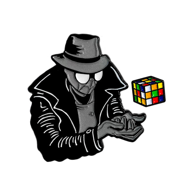 Spider-Man Noir - Enamel Pin