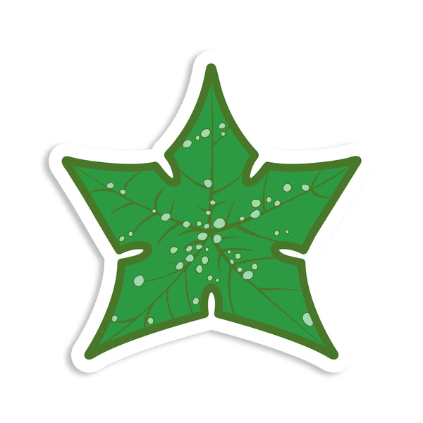 Tree Star - Sticker - Midnight Dogs