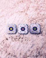 Goldeneye 64 Mines (3 Pack) - Enamel Pins - Midnight Dogs