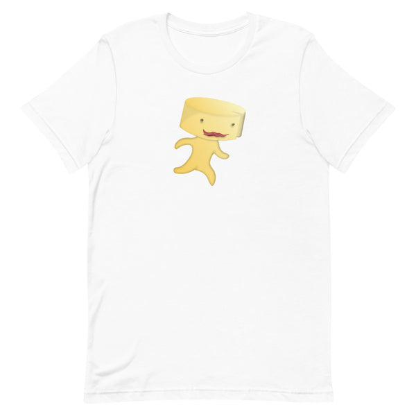 Stinky Cheese Man - T-Shirt - Midnight Dogs