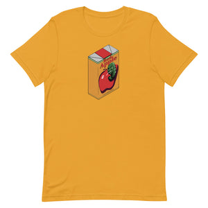 Red Apples - T-Shirt - Midnight Dogs
