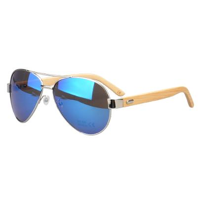 Kuma Sunglasses Jacaranda - Blue Mirrored