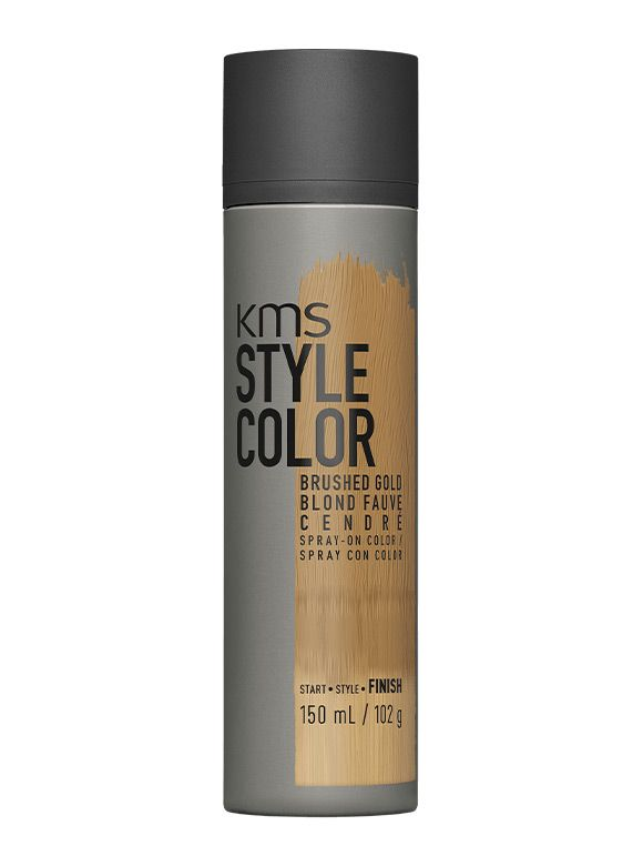 KMS Style Color - Brushed Gold