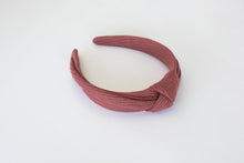 Headband - Mulberry Rib Knit