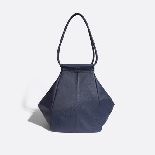 Pixie Mood Stella Tote - Pebbled Navy