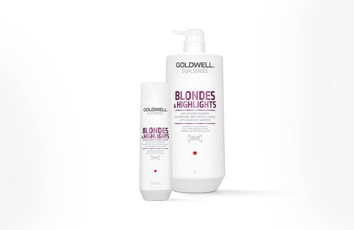 DualSenses Blondes & Highlights Anti-Yellow Shampoo 300ml