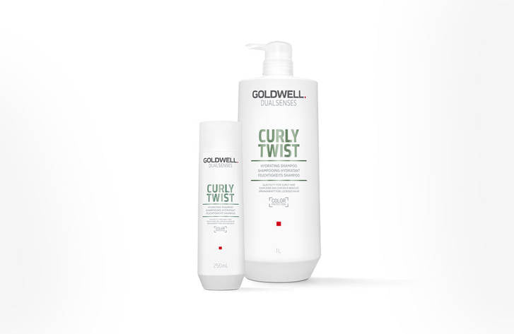 DualSenses Curly Twist Hydrating Shampoo 300ml