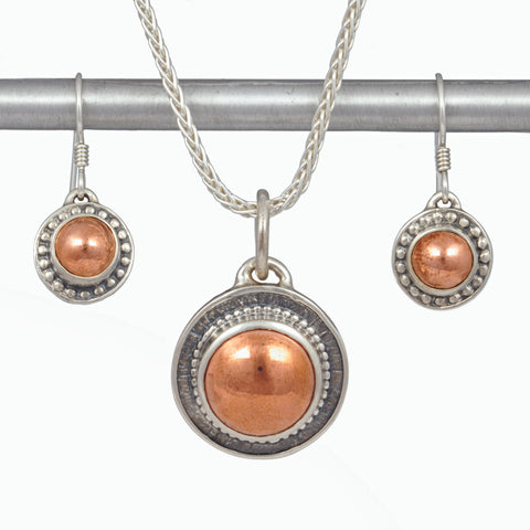Copper Dome Set