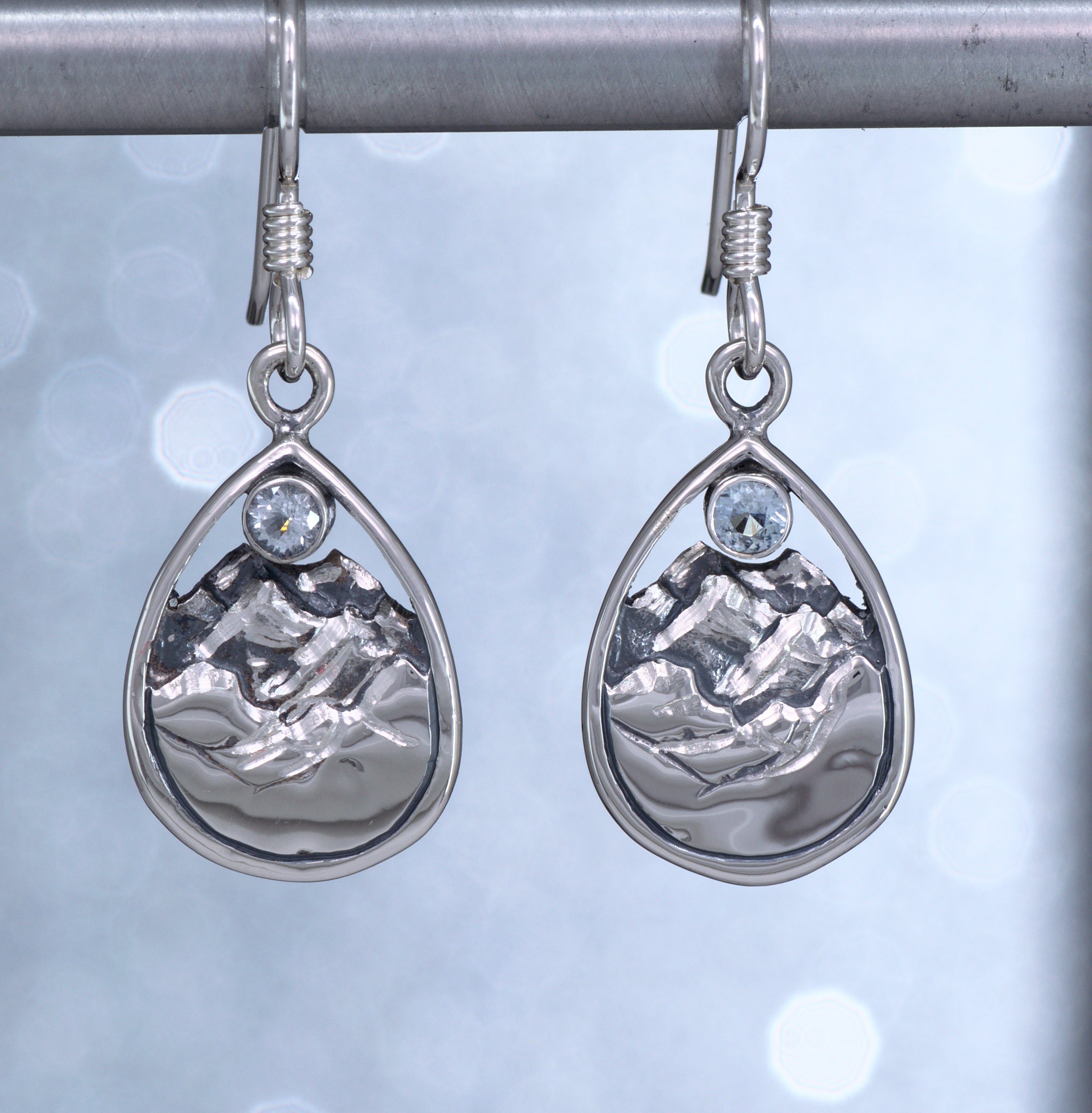 Heart of Colorado Earrings