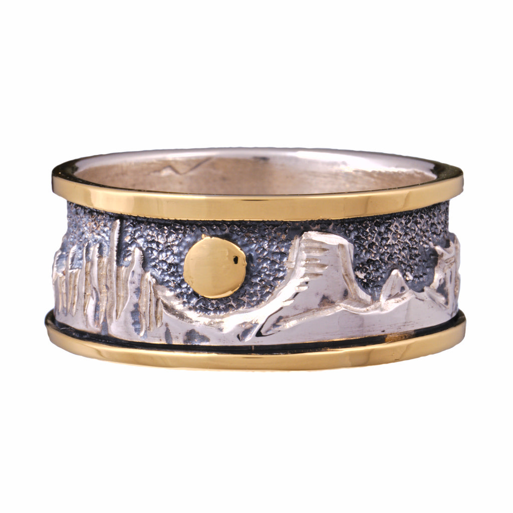 Cimarron Mountain Ring
