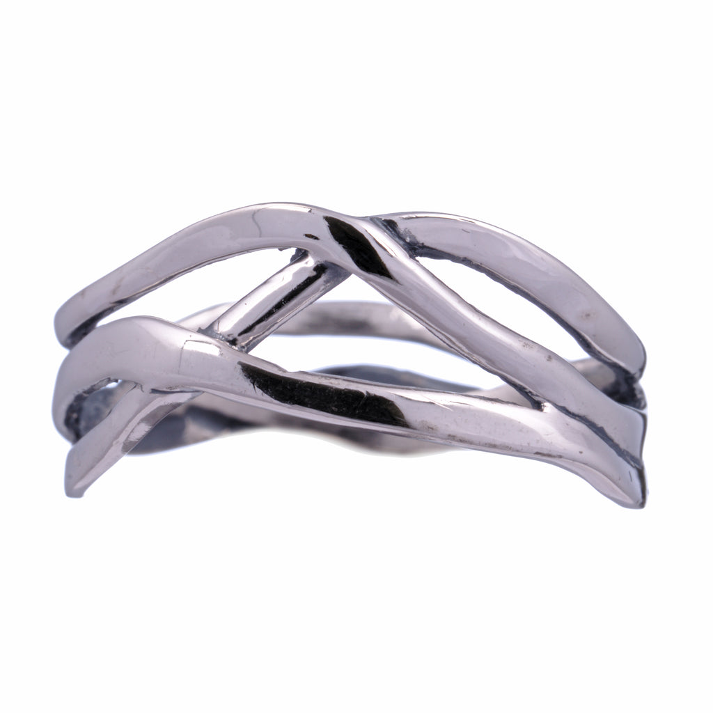 Women's Three Branch Ring