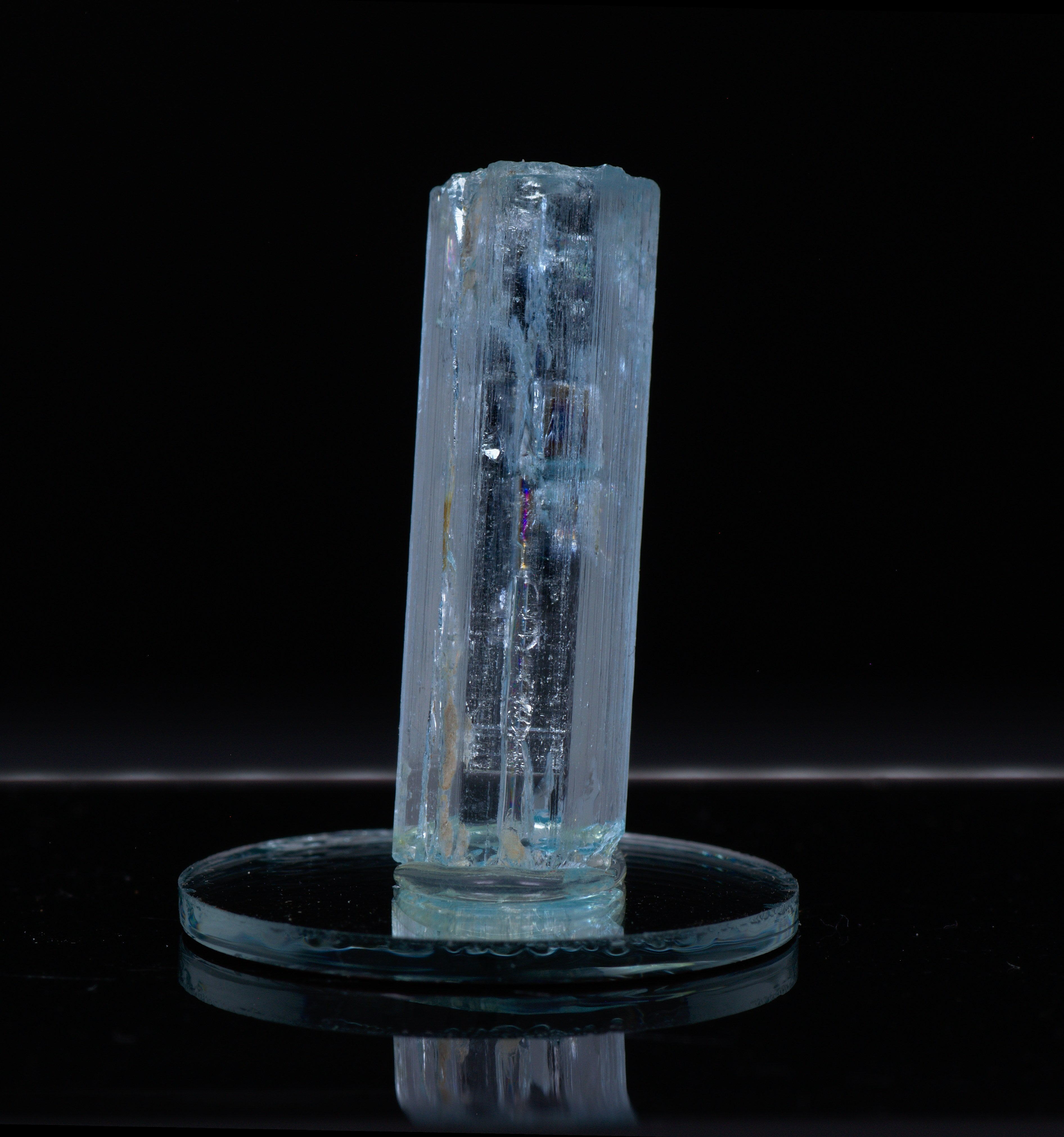 Aquamarine Specimens from Mt White