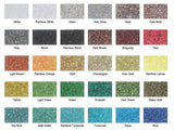 "Glitter Heat Transfer Vinyl 12""x20"" sheet"