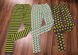 Kids Mardi Gras Leggings