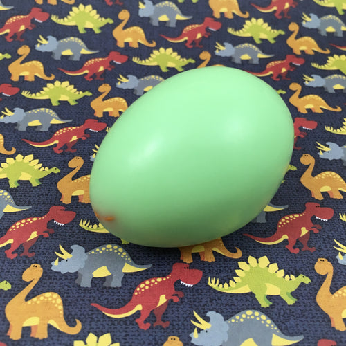 Dinosaur Egg Soap Goat's Milk Soap With Dinosaur Toy Hidden Inside Soap Favor Soap for Kids Egg Soap