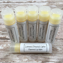 Lemon Pound Cake Flavored Lip Balm