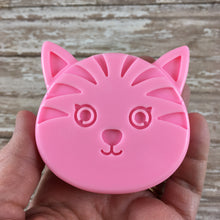 Cat Shaped Soap For Kids | Kitty Gift for Kids |Mild Soap For Kids and Babies | Goat's Milk Soap