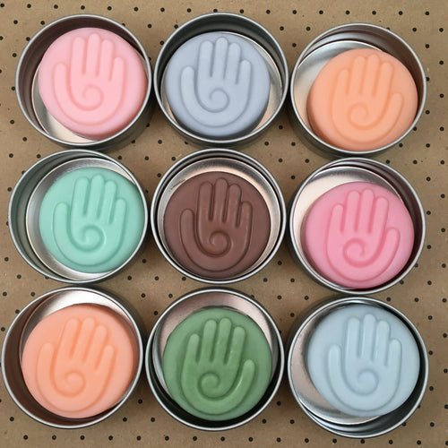 Hand Lotion Bar in Tin Choose Your Scent