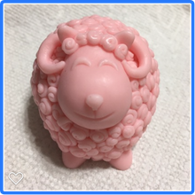 Ram Soap Sheep Soap Handmade Goat's Milk Soap Favor Gift for Baby Shower Favor