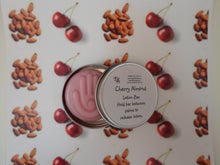 Cherry Almond Scented Lotion Bar | Solid Lotion Bar in a Tin