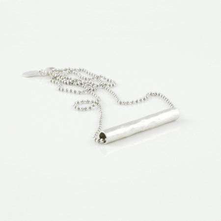 Imogen silver necklace