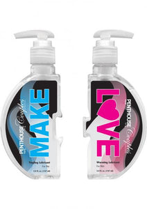 Penthouse Couples Make Love Warming And Tingling Water Based Lubricants 5 Ounce Each