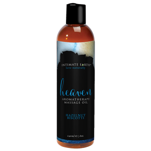 Intimate Earth Heaven Massage Oil 8 fluid ounces