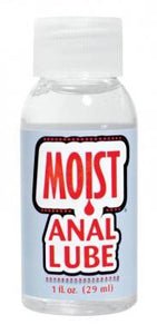Moist Anal Lube 1 oz-Anal Lubricants-MoistbyPipedream
