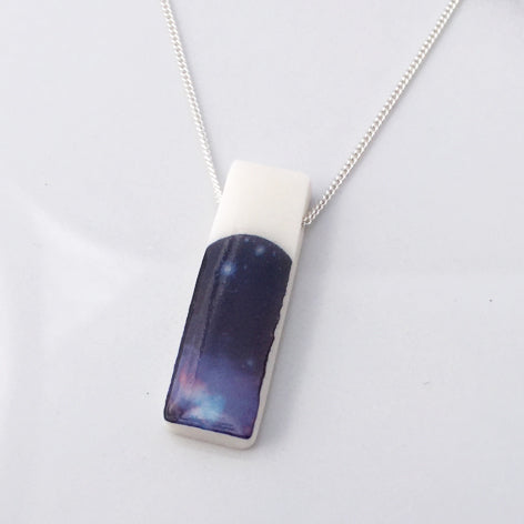 Orion's nebula necklace